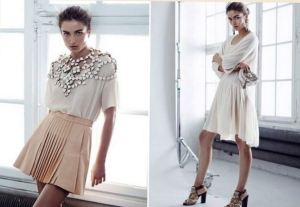 Click image to shop H&M's summer collection!