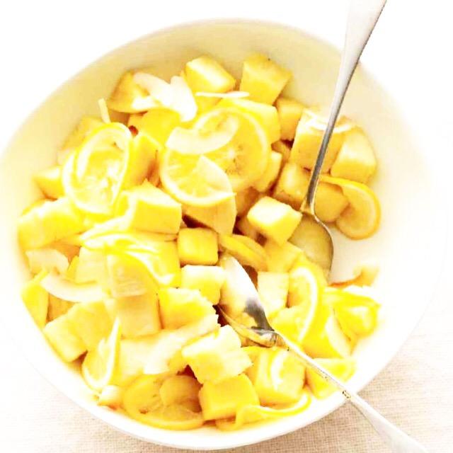 Pineapple & Mango Bliss