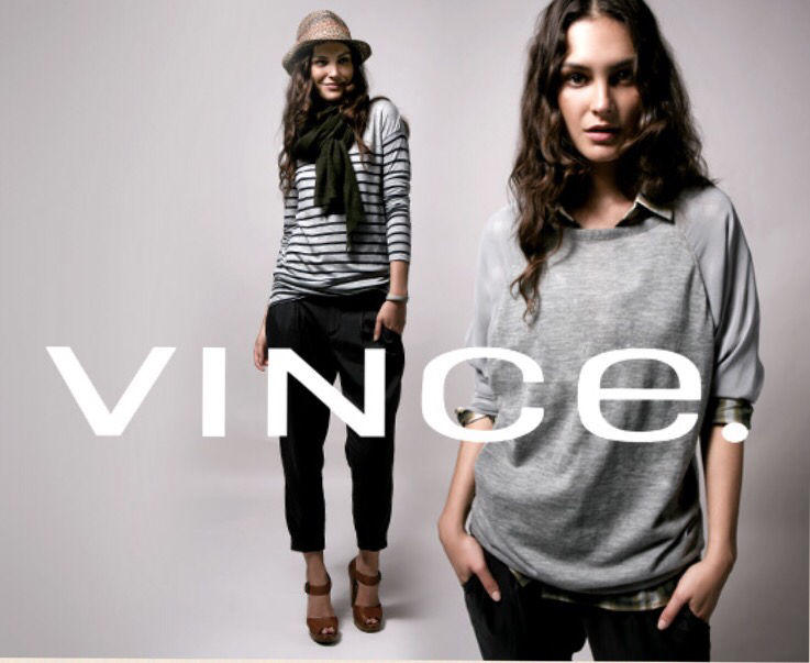 VINCE Clothing Rocks!