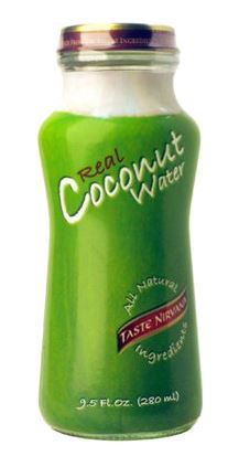 Taste Nirvana Real Coconut Water