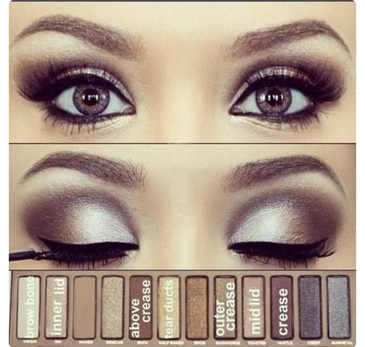 Urban Decay Naked palette Love