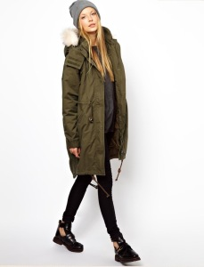 The perfect parka for this season