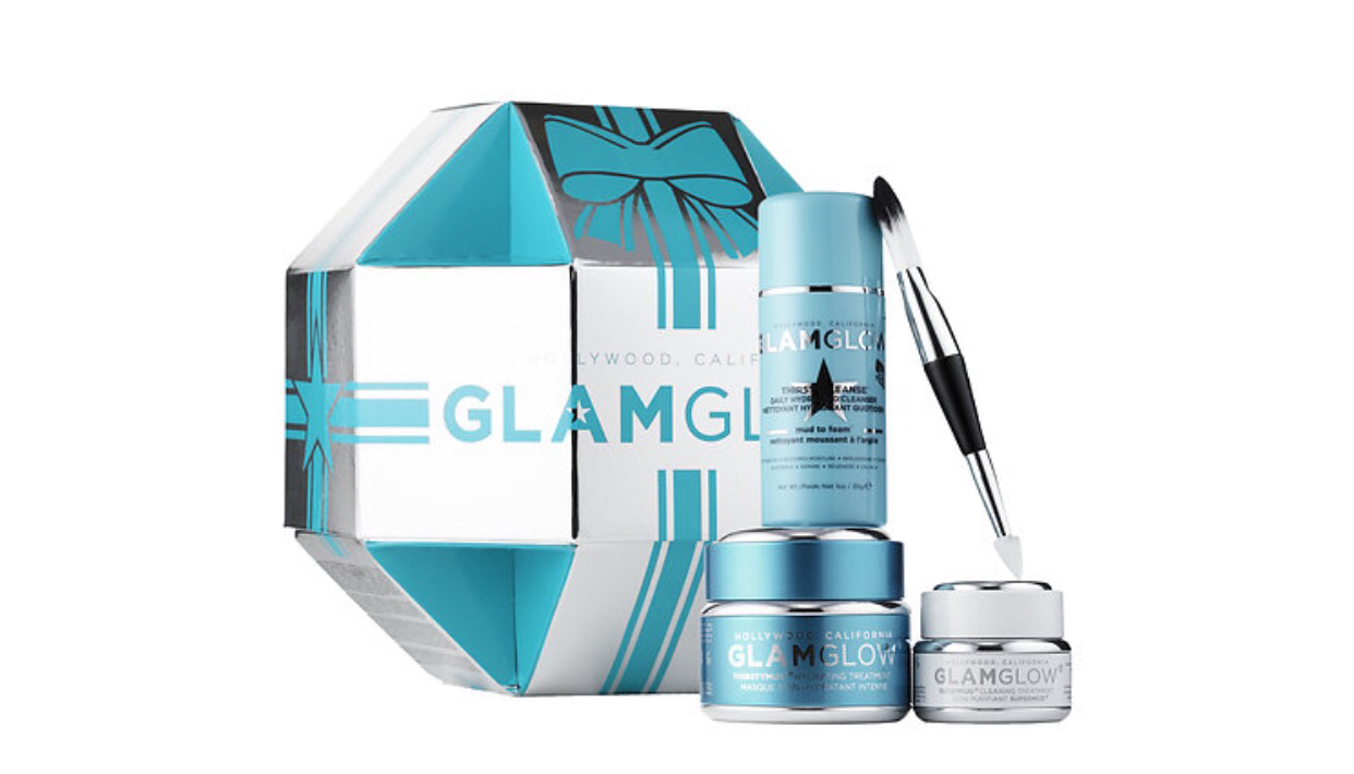 Need hydration? Check out Glam Glow hydration gift set
