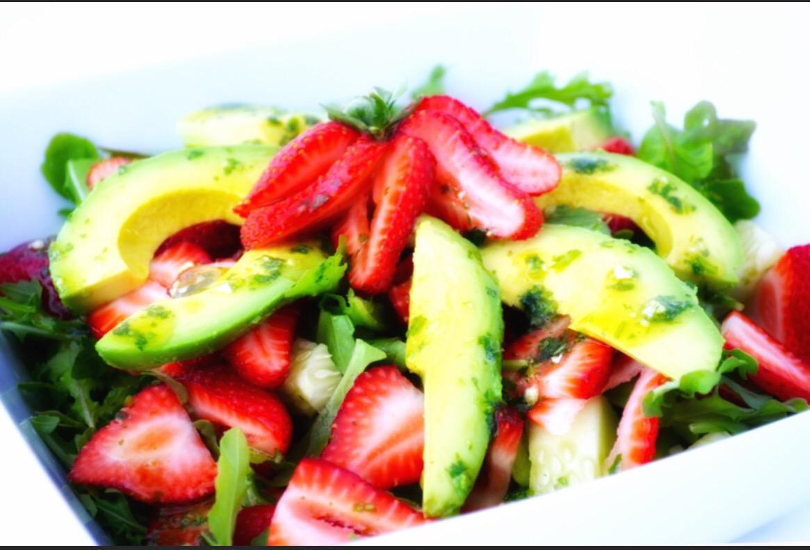 Rejuvenation salad