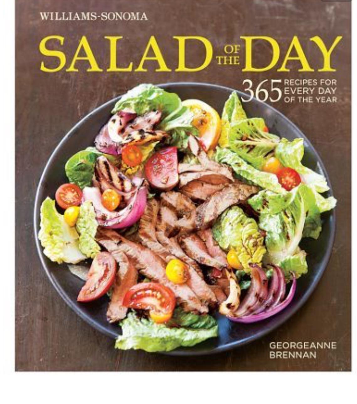Williams and Sonoma cookbook
