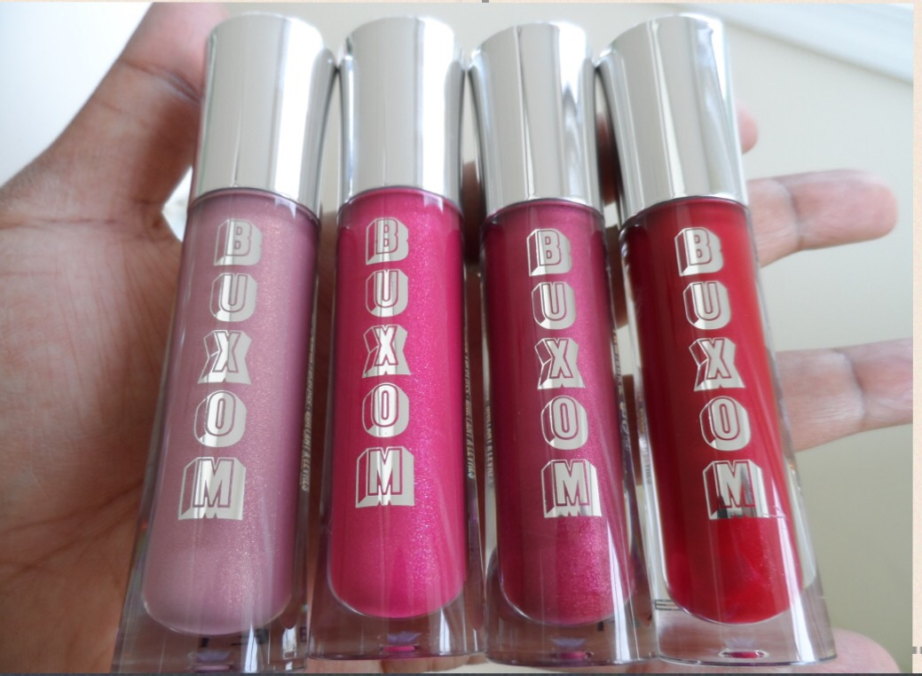 The ultimate in lipglosses