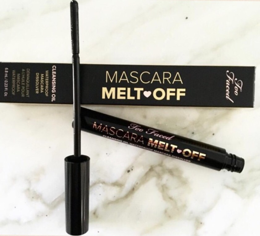 Melt off that Mascara with Too Faced
